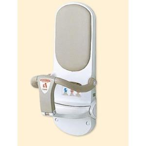 BK-W62 ベビーキープ・スリムW62 脚なしで床掃除がしやすい壁固定タイプ トイレ設備 コンビウィズ株式会社[新品]|up-b