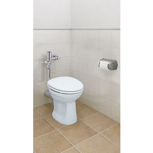 INAX イナックス LIXIL リクシル【C-P13P】パブリックトイレ 一般洋風便器 床上排水 ハイパーキラミック一般地/節水形フラッシュバルブ[新品]|up-b