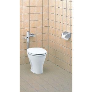 INAX イナックス LIXIL リクシル【C-P13S】パブリックトイレ 一般洋風便器 ECO6 床排水 ハイパーキラミック一般地/節水形フラッシュバルブ[新品]|up-b