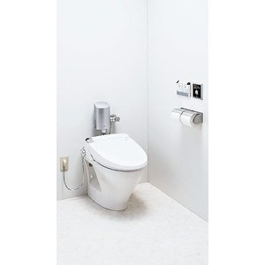 INAX イナックス LIXIL リクシル【C-P17P】パブリックトイレ 一般洋風便器 ECO6 床上排水 ハイパーキラミック一般地/自動フラッシュバルブ[新品]|up-b