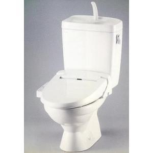 INAX リクシル 快適トイレ空間シェアLN便器セット【C-180S+DT-4840】 LN便器とタンクのみ 写真のシャワートイレ・温水洗浄便座は付いてません up-b