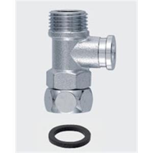 INAX/LIXIL 水まわり部品 分岐栓(本体給水ホース用)[CF-007B] トイレ CF-007B|up-b