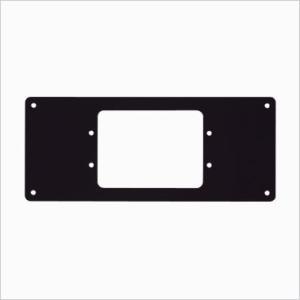 三化工業 目隠しパネル D-0070-05 前面操作用(穴あり) (横194×縦82mm) D007005 クッキングヒーター[新品]|up-b