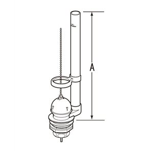 DTF-870-C32 INAX LIXIL・リクシル トイレ 排水弁 フロート弁[新品]|up-b