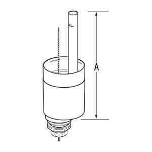 INAX LIXIL・リクシル トイレ 排水弁 フロート弁 DTF870CU32[新品]|up-b