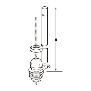 INAX LIXIL・リクシル トイレ 排水弁 フロート弁 DTF870CW32[新品]|up-b