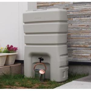 三栄水栓[SANEI] 雨水タンク【EC2010AS-H-140L】[新品]|up-b