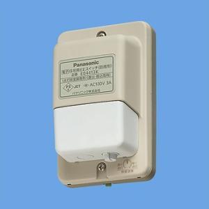 パナソニック Panasonic 住宅用EEスイッチ(点灯照度調整形)(露出・埋込両用) EE4413K|up-b