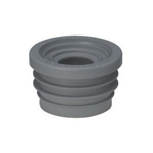 M2M[エムツーエム] e-Joint[イージョイント] 【EL40-25・32】 洗面器、手洗い、トラップ用(2トラップ兼用、VP・VU兼用) 特殊ブレンドゴム製:グレー [新品]|up-b