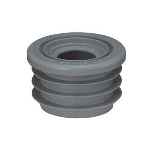 M2M[エムツーエム] e-Joint[イージョイント] 【EL50-32・38】 洗面器、手洗い、トラップ用(2トラップ兼用、VP・VU兼用) 特殊ブレンドゴム製:グレー [新品]|up-b