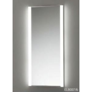 TOTO LED照明付鏡 EL80016 化粧照明タイプ トイレ・洗面所用 [新品] up-b