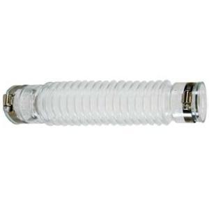 M2M[エムツーエム] e-Joint[イージョイント] 【ES-5030C】 洗濯機防水パン接続用(透明タイプ) 軟質塩ビ製:トウメイ [新品]|up-b