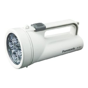 パナソニック Panasonic エボルタ付きLED強力ライト F-KJWBS01-W[新品]|up-b
