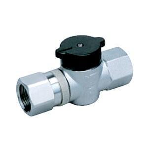 藤井合金製作所 機器接続ガス栓 I型 RC1/2xRC1/2 都市ガス用 FV621B|up-b