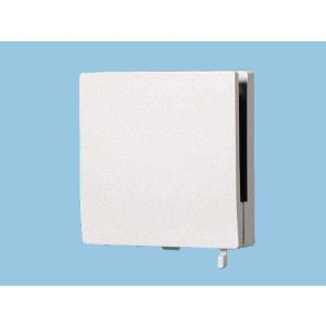 パナソニック Panasonic 換気扇 自然給気口(アレルバスター搭載) システム換気部材 自然給気口 壁用・定風量機能・給気清浄フィルター付 FY-GKF45L-W|up-b