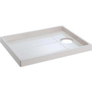 三栄水栓[SANEI] 洗濯器用品 洗濯機防水パン 洗濯機パン 【H541-800】[新品] up-b