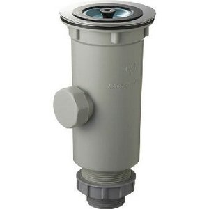 三栄水栓[SANEI]【H6511】流し排水栓[新品] up-b
