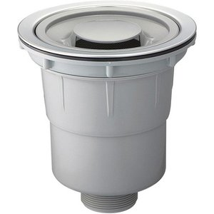 三栄水栓[SANEI] キッチン用品 流し排水栓 流し排水栓 【H6550】[新品]|up-b