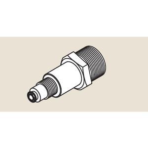 リンナイ ホールインワン関連部材【HL-MJK】水抜き栓ジョイント(24-7754)【HLMJK】 給湯器[新品]|up-b