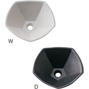 三栄水栓[SANEI] 手洗器(信楽焼)【HW10220-W】[新品] up-b
