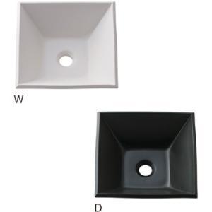 三栄水栓[SANEI] 手洗器(信楽焼)【HW10221-W】[新品] up-b