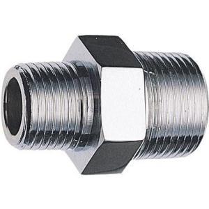 三栄水栓[SANEI] 配管用品 異径六角ニップル 【JT701-1-20X13】[新品]|up-b