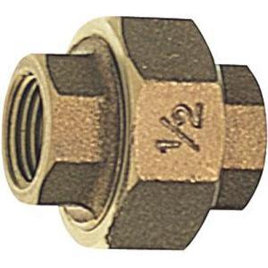 三栄水栓[SANEI] 配管用品 砲金ユニオン 【JT710-13】[新品]|up-b