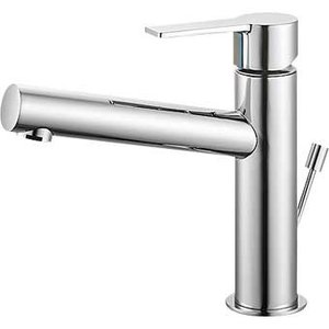 三栄水栓[SANEI]【K4750PK-13】シングルワンホール洗面混合栓[新品]|up-b