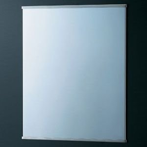 INAX LIXIL・リクシル ステンレス鏡 KF-4560PE [盗難防止タイプ][新品] up-b
