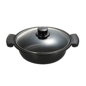 パナソニック IH調理器用 斡旋鍋(ブラック) KZ-AN1...