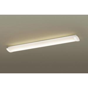 パナソニック 照明 天井直付型 LED(電球色) キッチンベースライト・多目的シーリングライト インバータFL40形蛍光灯1灯相当・拡散タイプ 【LGB52016LE1】|up-b