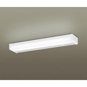 パナソニック 照明 棚下直付型 LED(昼白色) キッチンライト 20形直管蛍光灯1灯相当・両面化粧タイプ・コンセント付・拡散タイプ 【LGB52096LE1】|up-b