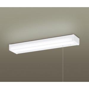 パナソニック 照明 棚下直付型 LED(昼白色) キッチンライト 20形直管蛍光灯1灯相当・両面化粧タイプ・コンセント付・拡散タイプ 【LGB52097LE1】|up-b