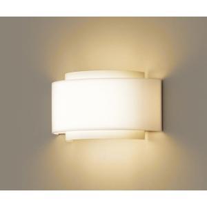 パナソニック 照明 壁直付型 LED(電球色) ブラケット 60形電球1灯相当・拡散タイプ 【LGB81566LE1】|up-b