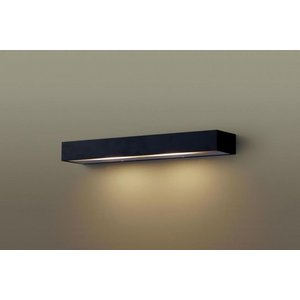 パナソニック 照明 壁直付型 LED(電球色) 表札灯 10形電球2灯相当・拡散タイプ 防雨型 【LGW46142LE1】|up-b