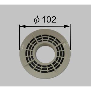 INAX/LIXIL 水まわり部品 排水目皿[M-FA(22)] 排水目皿M-FA(22) 浴室 M-FA_22|up-b