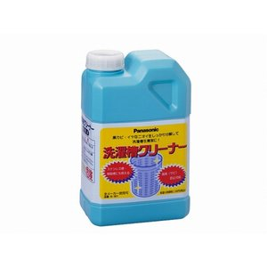 パナソニック 洗濯槽クリーナー(塩素系) N-W1 お手入れ用洗浄洗剤 [新品] up-b