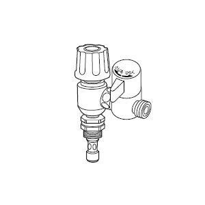 ナニワ製作所 分岐水栓 NS-EJ7 共通タイプ NSEJ7[新品]|up-b
