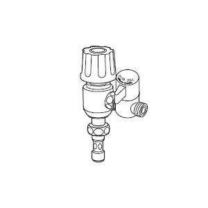ナニワ製作所 分岐水栓 NSJ-E7 共通タイプ NSJE7[新品]|up-b