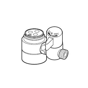 ナニワ製作所 分岐水栓 NSJ-SEA7 対応メーカー:SAN-EI 三栄 NSJSEA7[新品]|up-b