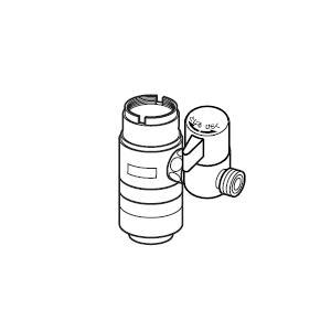 ナニワ製作所 分岐水栓 NSJ-SEC7 対応メーカー:SAN-EI 三栄 NSJSEC7[新品]|up-b