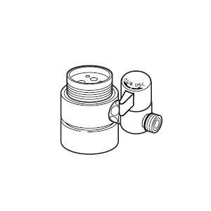 ナニワ製作所 分岐水栓 NSJ-SMF7 対応メーカー:MYM NSJSMF7[新品]|up-b