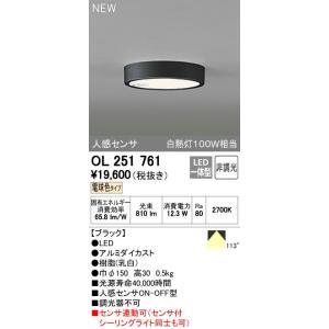オーデリック フラットプレート 【OL 251 761】【OL251761】|up-b