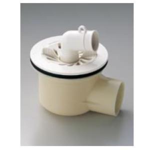 TOTO 洗濯機パン 横引きトラップ  【PJ2008NW】[新品] up-b