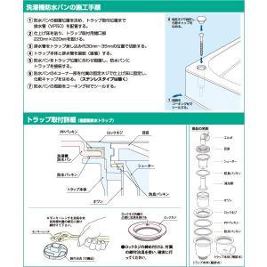サヌキ SPG 洗濯機防水パン 樹脂タイプ PW-640 PW640 [新品] up-b 03