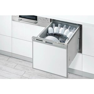 即納 リンナイ(クリナップOEM) RKW-404A-SV 食器洗い乾燥機 ビルトイン食洗機 約5人分 取替 リフォーム[新品] up-b