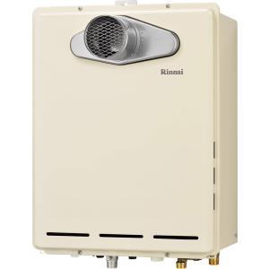 Rinnai[リンナイ] ガス給湯器 RUF-A1605SAT-L(B) ガスふろ給湯器 設置フリータイプ 16号 ふろ機能:セミオート 接続口径:20A 設置:扉内延長|up-b