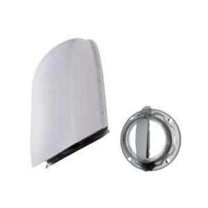 大建工業 換気扇 1穴用A防音フード12型 SB0898-K30〈シルバー〉 24時間換気システム エアスマート 居室換気タイプ「DKファン」[新品]|up-b