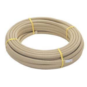 三栄水栓[SANEI] バス用品・空調通気用品 追焚配管部品 さや管付ペア樹脂管 【T421R-863-10A】[新品] up-b
