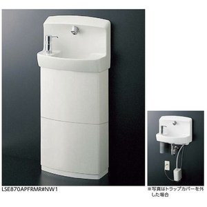 TOTO コンパクト手洗器 壁掛バック付手洗器(TOTO-L870)[新品]|up-b